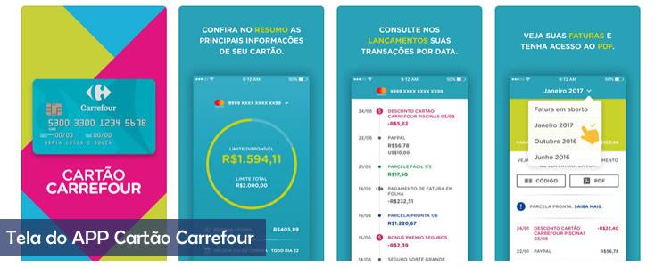 Fatura Carrefour – 2 Via do boleto atualizado Carrefour Soluções