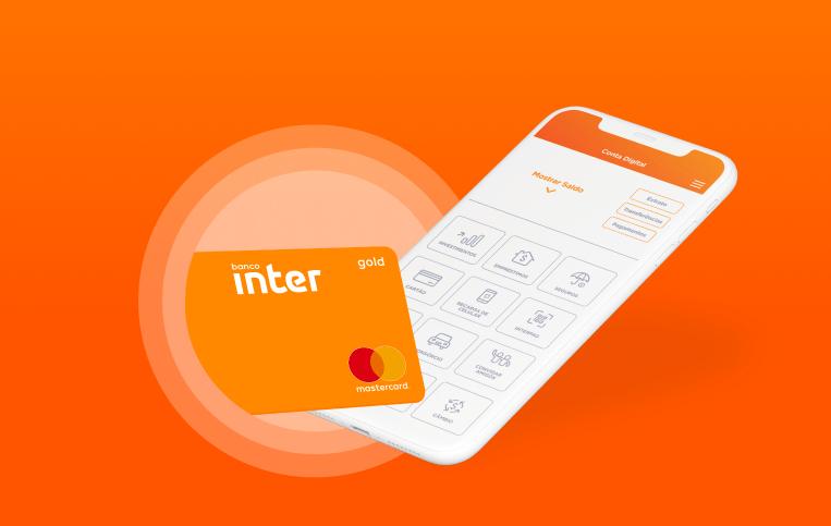 pagar cartão de crédito Inter por débito automático