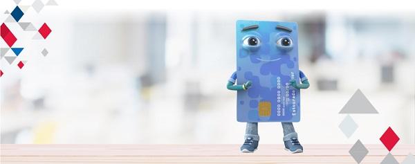 Cartão Losango Telefone